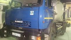 КамАЗ 65115. Продается автомиксер на базе камаз, 11 762куб. см., 7,00куб. м.