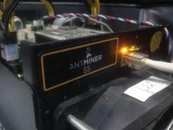 Асик майнер Antminer S5