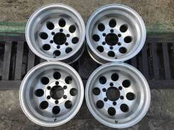 Mickey Thompson. 10.0x15, 6x139.70, ET-30