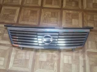 Решетка радиатора. Nissan Sunny, FB15, JB15, SB15, FNB15, B15, QB15 Двигатели: SR16VE, QG13DE, QG18DD, YD22DD, QG15DE