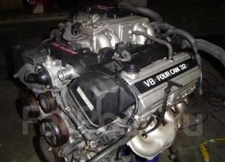 Двигатель в сборе. Lexus LS400, UCF10 Двигатель 1UZFE