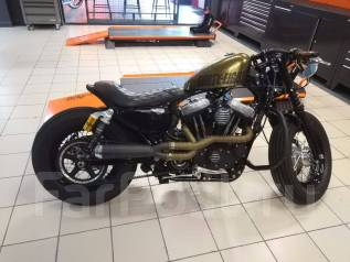 Harley-Davidson Sportster Forty-Eight XL1200X. 1 202 куб. см., исправен, птс, с пробегом