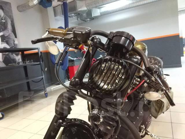 Harley-Davidson Sportster Forty-Eight XL1200X. 1 202 куб. см., исправен, птс, с пробегом