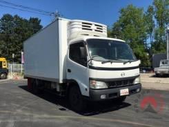 Hino Dutro. рефрижератор 3 тонны +25 -25, широкая кабина, 4 900куб. см., 3 000кг. Под заказ