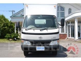 Toyota Dyna. термос 4вд, 2х тонный, рама XZU368, 4 000 куб. см., 2 000 кг. Под заказ