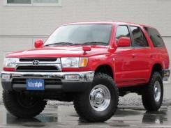 Toyota Hilux Surf. автомат, 4wd, 2.7, бензин, 55 000 тыс. км, б/п, нет птс. Под заказ
