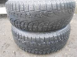 Pirelli Winter Carving Edge. Зимние, шипованные, износ: 30%, 2 шт