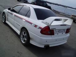 Накладка на бампер. Mitsubishi Lancer Mitsubishi Lancer Evolution, CN9A Двигатель 4G63