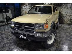 Toyota Hilux Surf. автомат, 4wd, 2.7, бензин, 89 000 тыс. км, б/п, нет птс. Под заказ