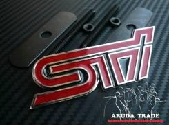 Эмблема решетки. Subaru