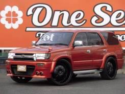 Toyota Hilux Surf. автомат, 4wd, 3.0, дизель, 95 000 тыс. км, б/п, нет птс. Под заказ