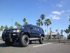 Toyota Hilux Surf. автомат, 4wd, 2.7, бензин, 35 000 тыс. км, б/п, нет птс. Под заказ