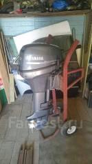 Yamaha. 9,90л.с., 4-тактный, бензиновый, нога S (381 мм), Год: 2012 год. Под заказ