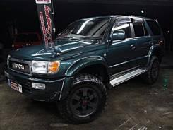 Toyota Hilux Surf. автомат, 4wd, 2.7, бензин, 65 000 тыс. км, б/п, нет птс. Под заказ