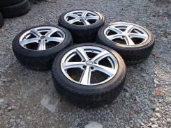 Комплект колес зима. 8.0x18 5x114.30 ET45