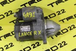 Стартер. Mitsubishi Lancer, CY, CY1A, SEDAN, CY2A, CX2A, CX1A, CX3A, CX6A, CY3A, CY4A, CY6A, GA1W Двигатели: 1, 5, MIVEC, 4A91, 4A92, 6
