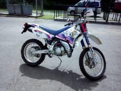Yamaha WR 200. 200 куб. см., исправен, птс, без пробега