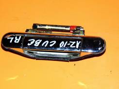 Ручка двери внешняя. Nissan Cube, AZ10 Двигатель CGA3DE