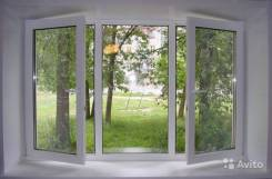 Окна Ремонт окон ПВХ Балконы Теплые Откосы