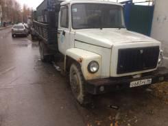 ГАЗ 3307. Продается Газ 3307 бортовой, 4 000 куб. см., 4 650 кг.