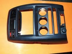 Консоль панели приборов. Nissan Cube, AZ10, ANZ10 Двигатель CGA3DE