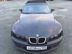 BMW Z3. механика, задний, 1.9 (140 л.с.), бензин, 162 000 тыс. км