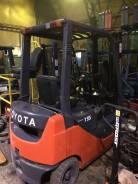 Toyota 8FG15. Погрузчик вилочный , 1 500 кг.