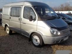 ГАЗ Соболь. механика, задний, 2.5 (120 л.с.), бензин, 190 тыс. км