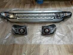 Решетка на фары. Toyota FJ Cruiser, GSJ10, GSJ10W, GSJ15, GSJ15W Двигатель 1GRFE. Под заказ