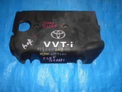 Пластиковая крышка на ДВС Toyota Funcargo