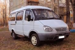 ГАЗ 32213. Газ-32213, 2 890 куб. см., 13 мест