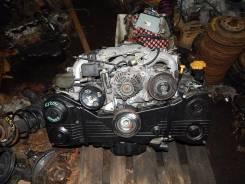 Двигатель в сборе. Subaru Impreza Двигатель EJ204