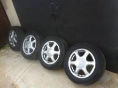 Отличный комплект колес Tourer. 6.5x16 5x114.30