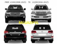 Кузовной комплект. Toyota Land Cruiser, URJ202, UZJ200, GRJ200, UZJ200W, URJ200, VDJ200, URJ202W, J200