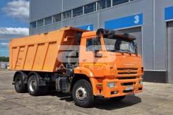 КамАЗ 6520. Самосвал Камаз-6520 Пробег 48000 2016 г, 11 800 куб. см., 14 000 кг.