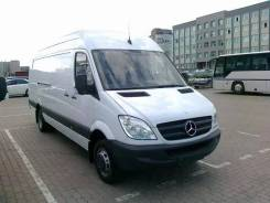 Mercedes-Benz Sprinter 515 CDI. Mercedes-Benz Sprinter Van 515 CDI, 3 000 куб. см., 2 482 кг.