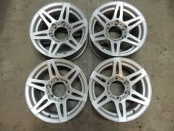 Bridgestone NR. 7.0x15, 6x139.70, ET5, ЦО 110,0мм.