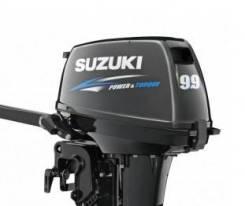 Suzuki. 9,90л.с., 2-тактный, бензиновый, нога S (381 мм), Год: 2017 год