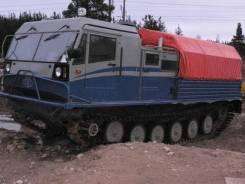 Курганмашзавод Т-130. Продам гусеничную транспортную машину ТМ-130, 3 000куб. см., 3 000кг., 11 000кг.