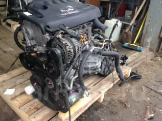 Двигатель в сборе. Nissan Teana, TNJ31 Nissan Altima Nissan Presage, PNU31, TU31, PU31, TNU31 Двигатели: QR25DE, NEO, QR25