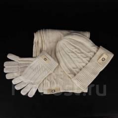 Шапка, шарф и перчатки. 54, 55, 56, 57, 58, 55-59, 59, 60. Под заказ