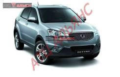 Решетка радиатора SSANGYONG ACTYON NEW, T10, 7875134000, 3460003201
