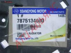 Решетка радиатора SSANGYONG ACTYON NEW, T10, 7875134000, 3460003201