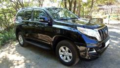 Toyota Land Cruiser Prado. автомат, 4wd, 2.7 (163 л.с.), бензин, 3 тыс. км