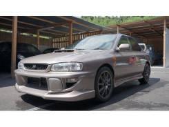 Subaru Impreza WRX. механика, передний, 2.0, бензин, 32 000 тыс. км, б/п, нет птс. Под заказ