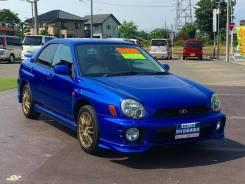 Subaru Impreza WRX. автомат, 4wd, 2.0, бензин, 68 734 тыс. км, б/п, нет птс. Под заказ