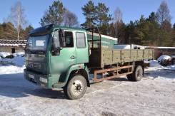Howo Sinotruk. Бортовой грузовик, 6 500 куб. см., 10 000 кг.