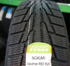 Nokian Nordman RS2 SUV. Зимние, без шипов, 2017 год, без износа, 4 шт