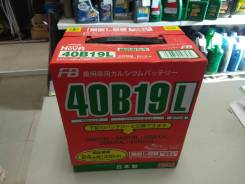 FB Super Nova. 40 А.ч., Обратная (левое), производство Япония