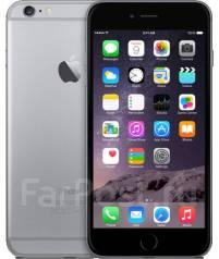 Apple iPhone 6 Plus. Новый, 64 Гб, Серый, 4G LTE
